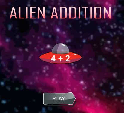 Alien Math Addition