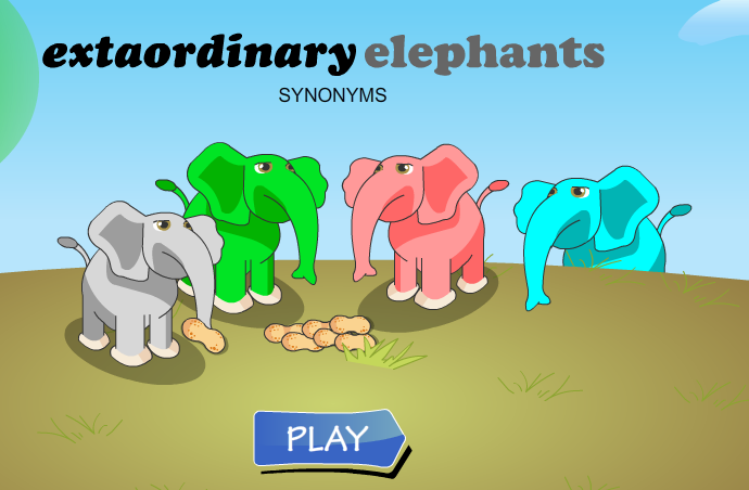 Elephant Synonyms Feed