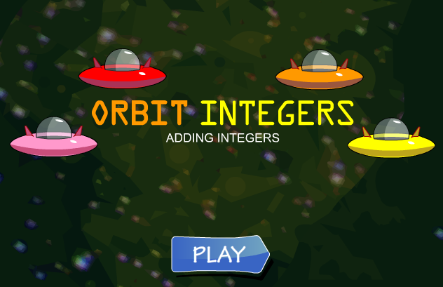 Orbit Adding Integers