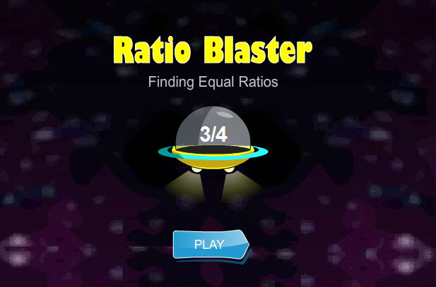 Ratio Blaster Ratio Equivalency