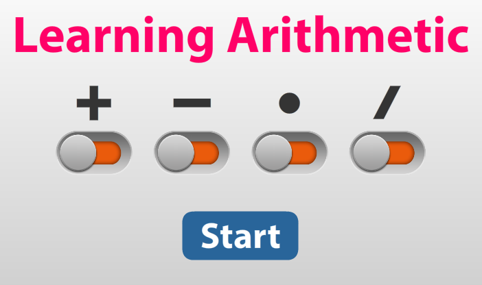 learning-arithmetic